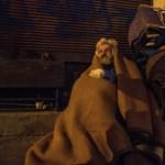 Nagy erőkkel készülnek a rendőrök a hajléktalanok ellen