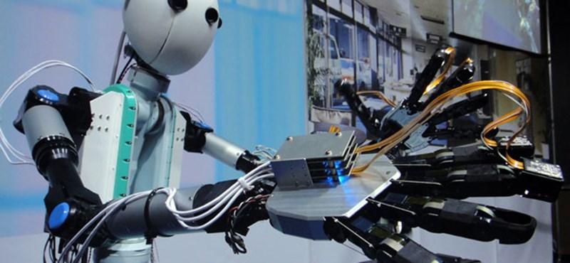 Elkészült az Avatar-robot (videó)