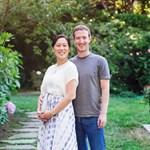 Évek óta próbálkoztak, de most gyermeket vár a Zuckerberg házaspár