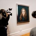 Katalin hercegnő és Annie Leibovitz egy fotóstársaságban