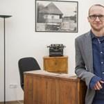 Demeter Szilárd miniszteri biztosként felel az Országos Széchényi Könyvtár költözéséért