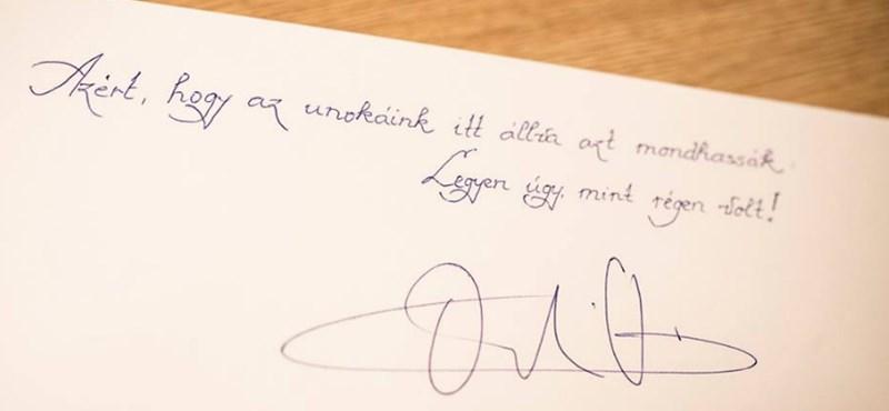 Segítsen nekünk megfejteni Orbán Viktor gyöngybetűinek rejtélyét!