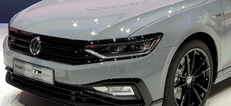 Családapák álma: megnéztük a 272 lóerős új VW Passat kombit