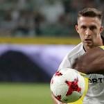 Megverték a focistákat a Legia Warszawa drukkerei