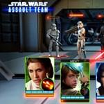 A Disney bejelentette: tavasszal jön a Star Wars mobiljáték