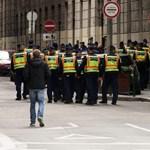 Gránát a Belvárosban: feloldották a lezárást a Károly körúton