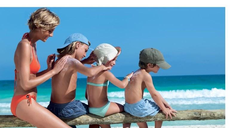 Ne igyuk meg, amúgy minden jobb a semminél – naptejkisokos UV-riasztásos napokra