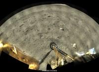 Videót küldött a Hold felszínéről a kínai szonda, már gyűjti a mintákat