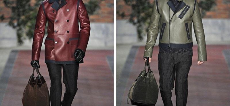 Tommy Hilfiger 2012 őszi / téli kollekció: szögletesen testre öntve