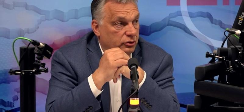 Orbán: Fokozatosan és szigorú menetrend mellett újraindíthatjuk az életet