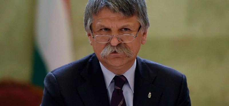 Kövér László: A bíró nem lehet független az államtól