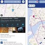 Megjelent a Nokia iPhone-os térképe