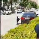 Videó: Részeg autós a közlekedési rendőr ellen
