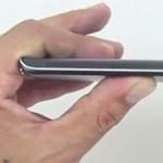 Mit tippel? Hajlítható a Galaxy S6 edge?