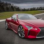 Valami egészen vad dologgal indította az évet a Lexus
