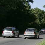 Közlekedési táblákat lopott három egyetemista Szegeden