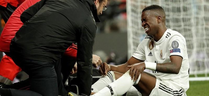 Újabb csapás érte a Real Madridot