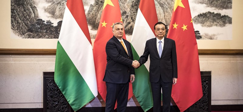 Orbán Viktor négy pontban mondta el, miért jön be neki Kína terve