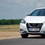 No sport - Nissan Micra N-Sport teszt