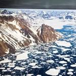 Rekordmennyiségű, 586 milliárd tonnányi jég olvadt el tavaly Grönlandon