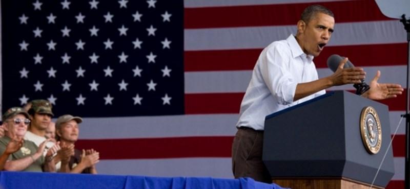 Obama nagy dobásra készül