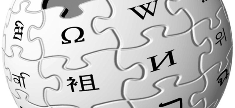 Megfojtják a Wikipédiát