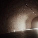 Futurisztikus borfeldolgozó épült Badacsonyban - Laposa borászat