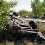 Ötödével csökkent idén a halálos balesetek száma