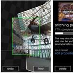 Teljes panorámafotók készítése iPhone-on, kényelmesen