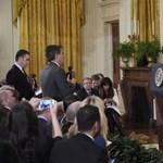 Trump kedvenc tévéje, a Fox támogatja a CNN-t az elnök elleni perben