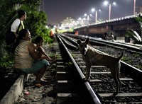 Vonatszerencsétlenség Kongóban