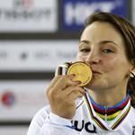 Eltört a gerince, lebénult a németek olimpiai bajnok kerékpárosa
