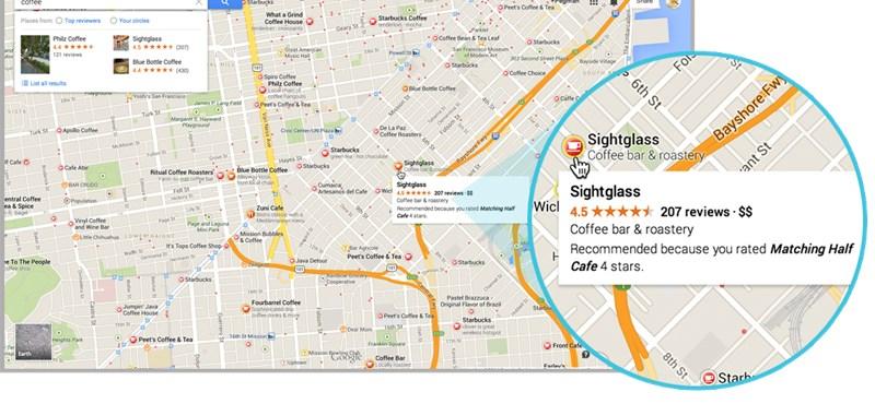 Mindenkinél megújul a Google Maps