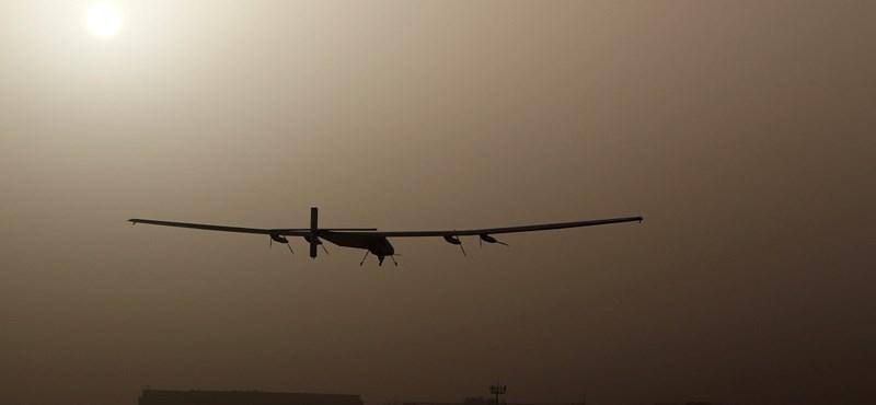 A Csendes-óceán átszelésére készül a Solar Impulse 2