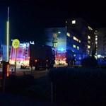 Nagyobb volt a füst, mint a láng az Orosházi Kórházban