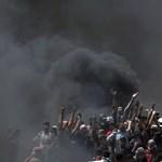 A világ aggódik a gázai események miatt, s nem örül a követségáthelyezésnek