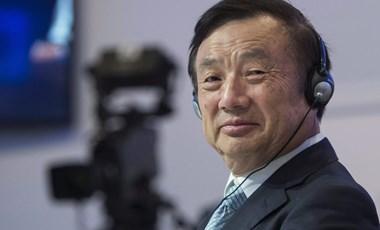 A Huawei első embere szerint ők a Google nélkül is a világelsők lesznek