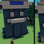 Csatázzunk tornyokért a Minecraftban! [videó]
