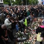 Több százan vettek részt a Mi Hazánk tüntetésén