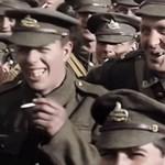 A Gyűrűk Ura rendezője kiszínezte az első világháborút