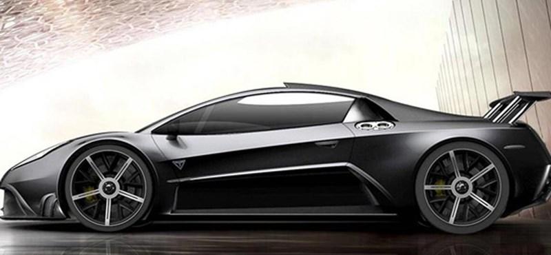 700 lóerős a szlovén Lamborghini