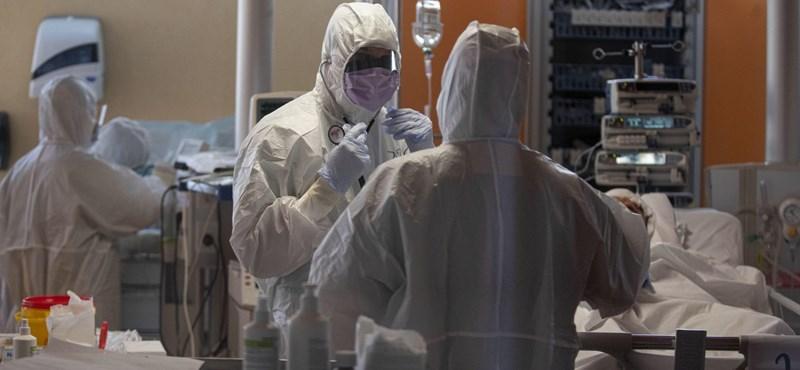 Az emberek 60-70 százaléka eltűnt a közterületekről, 35 újabb magyarországi fertőzött – hírek a járványról percről percre