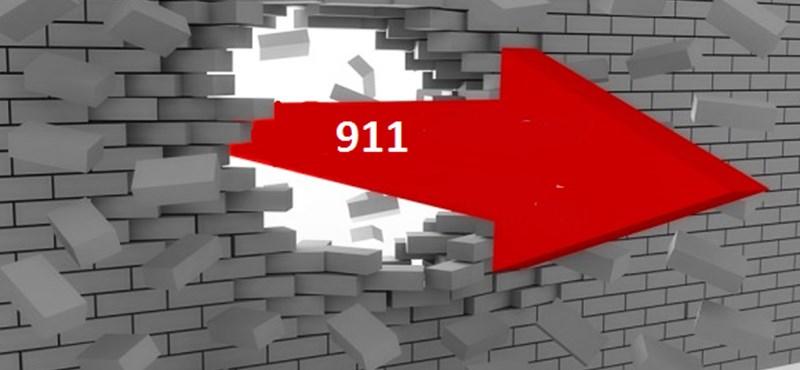 Durva támadás: egy tini kilőtte a 911-et
