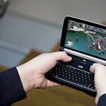 Itt a zsebben hordható számítógép: Windows 10 van rajta és olyan erős, hogy még a legújabb játékokkal is megbirkózik