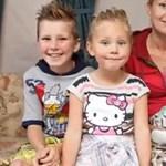 Íme a család, ahol Alfának, Mercedesnek, Porschénak hívják a gyerekeket