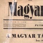 Így mondatta le a hatalom 80 éve a Magyar Nemzet főszerkesztőjét
