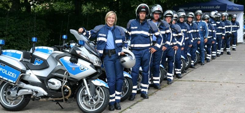 Angolul kell tanulniuk a milánói rendőröknek