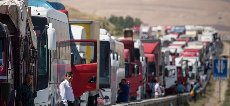 Átrendezheti a szállítási piacot a teherfuvarozás magyar Uberje