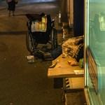 A hatályba lépett hajléktalanrendeletről ír a BBC is
