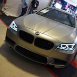 190 milliót fizetett egy BMW M5-ért, de még vezetni sem fogja